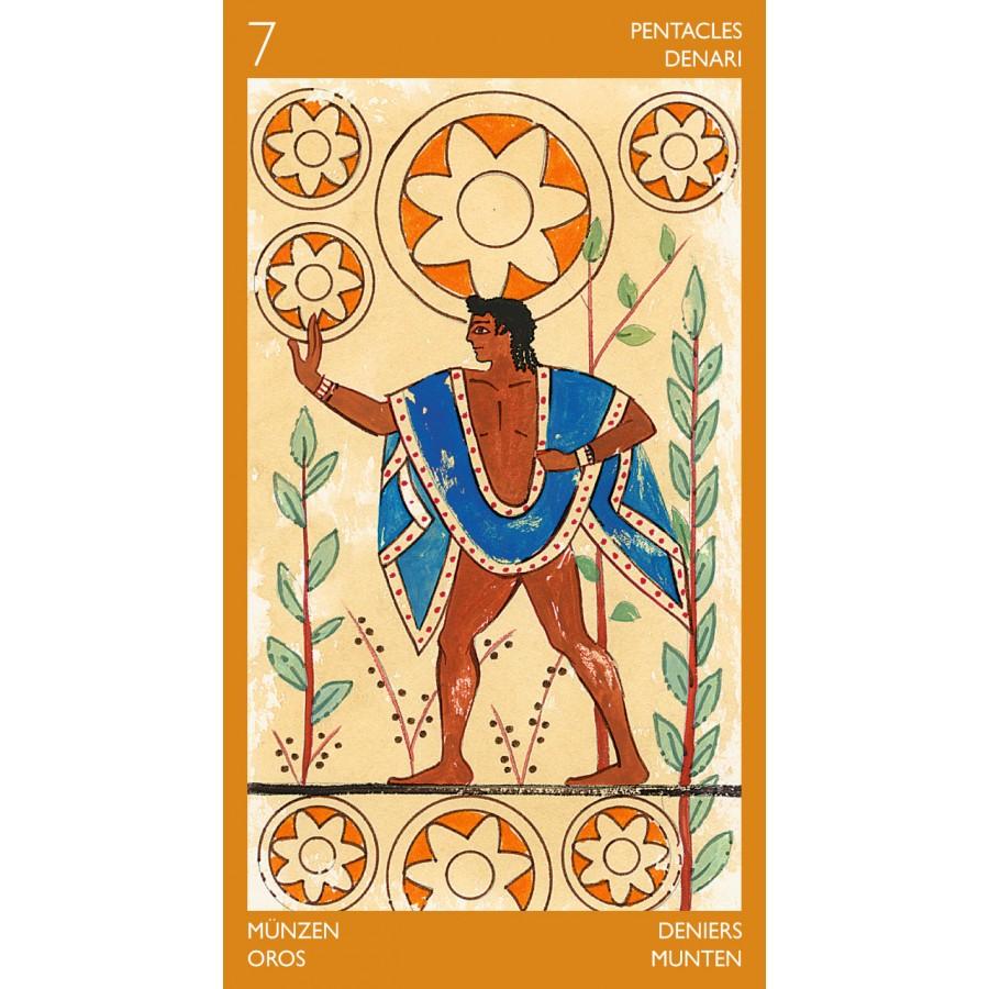 Etruscan Tarot 9