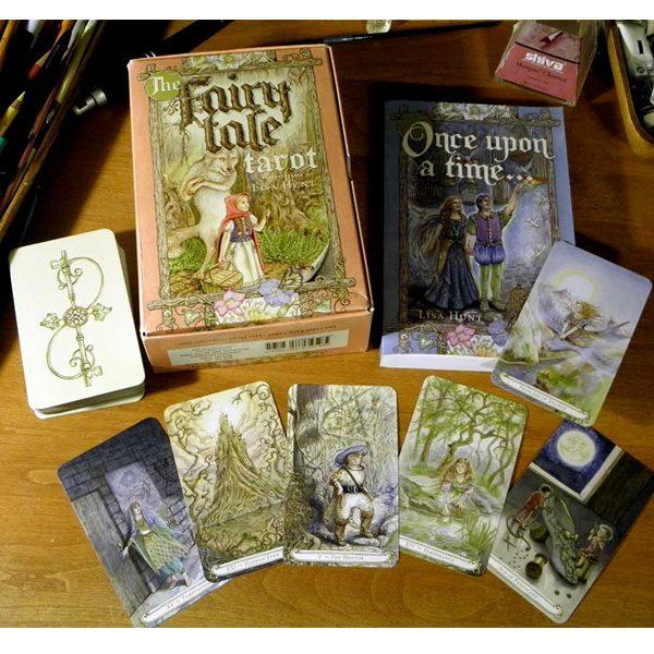 Fairy Tale Tarot 8