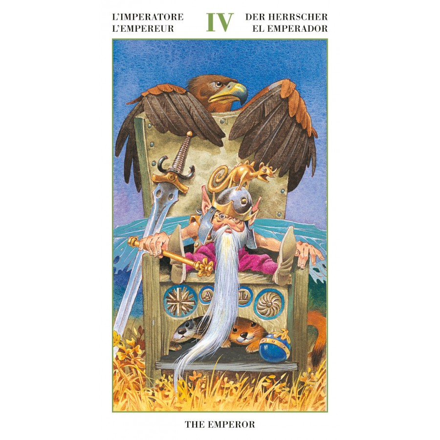 Fairy Tarot 2