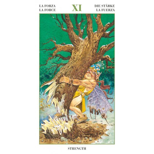 Fairy Tarot 4