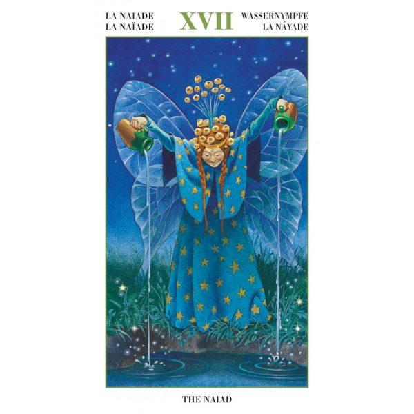 Fairy Tarot 6