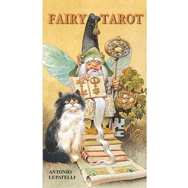 Fairy Tarot cover