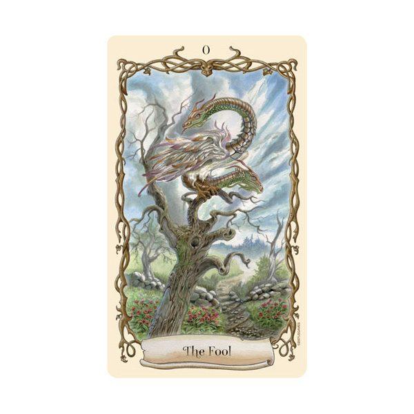 Fantastical Creatures Tarot 1
