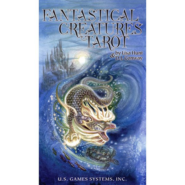 Fantastical Creatures Tarot cover