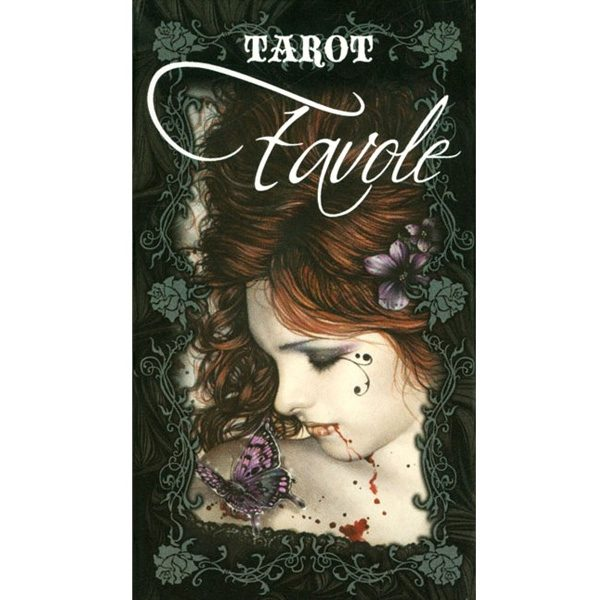Favole Tarot cover