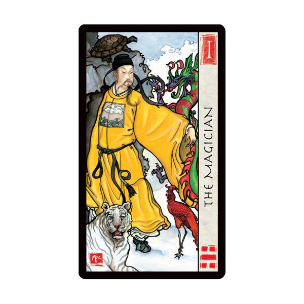 Feng Shui Tarot 2
