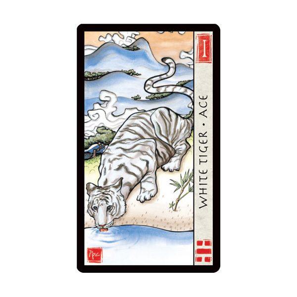 Feng Shui Tarot 6