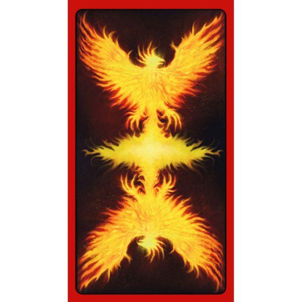 Fire Tarot 4