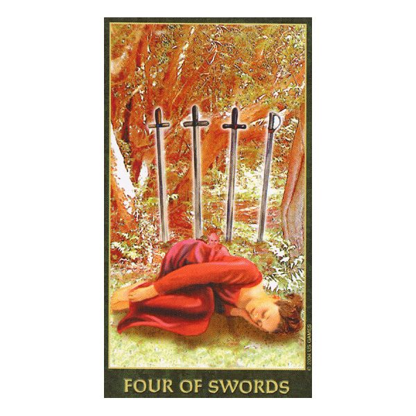 Forest Folklore Tarot 10
