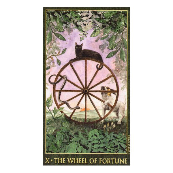 Forest Folklore Tarot 3