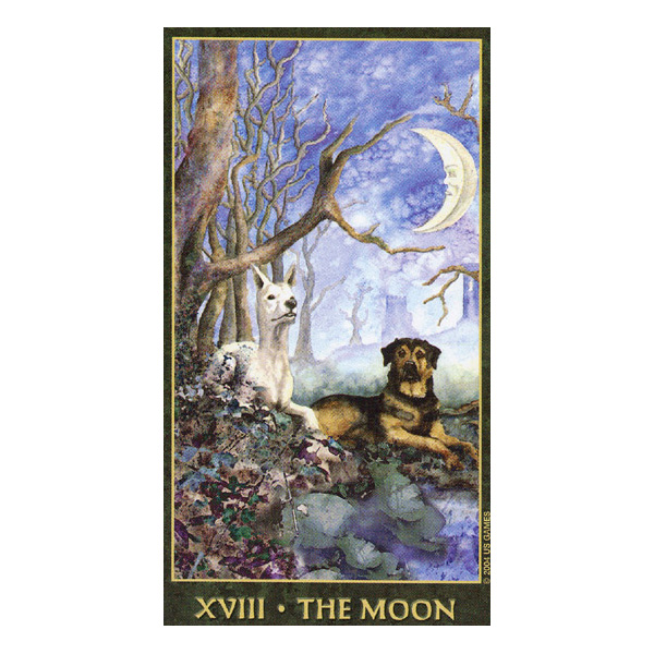 Forest Folklore Tarot 6