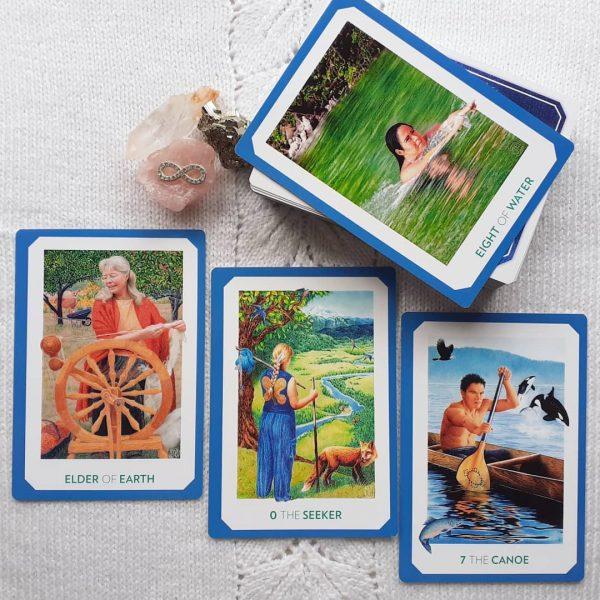Gaian Tarot 20