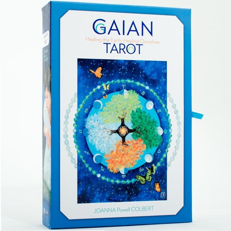 Gaian Tarot 3