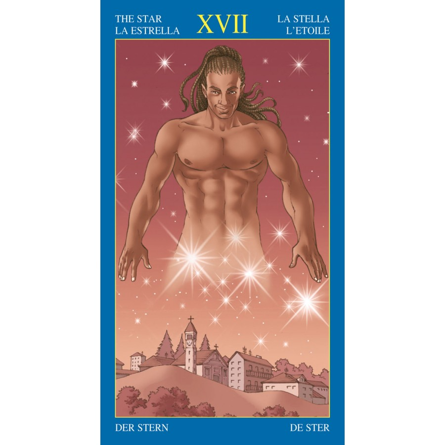 Gay Tarot 10