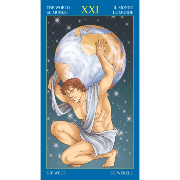 Gay Tarot 11