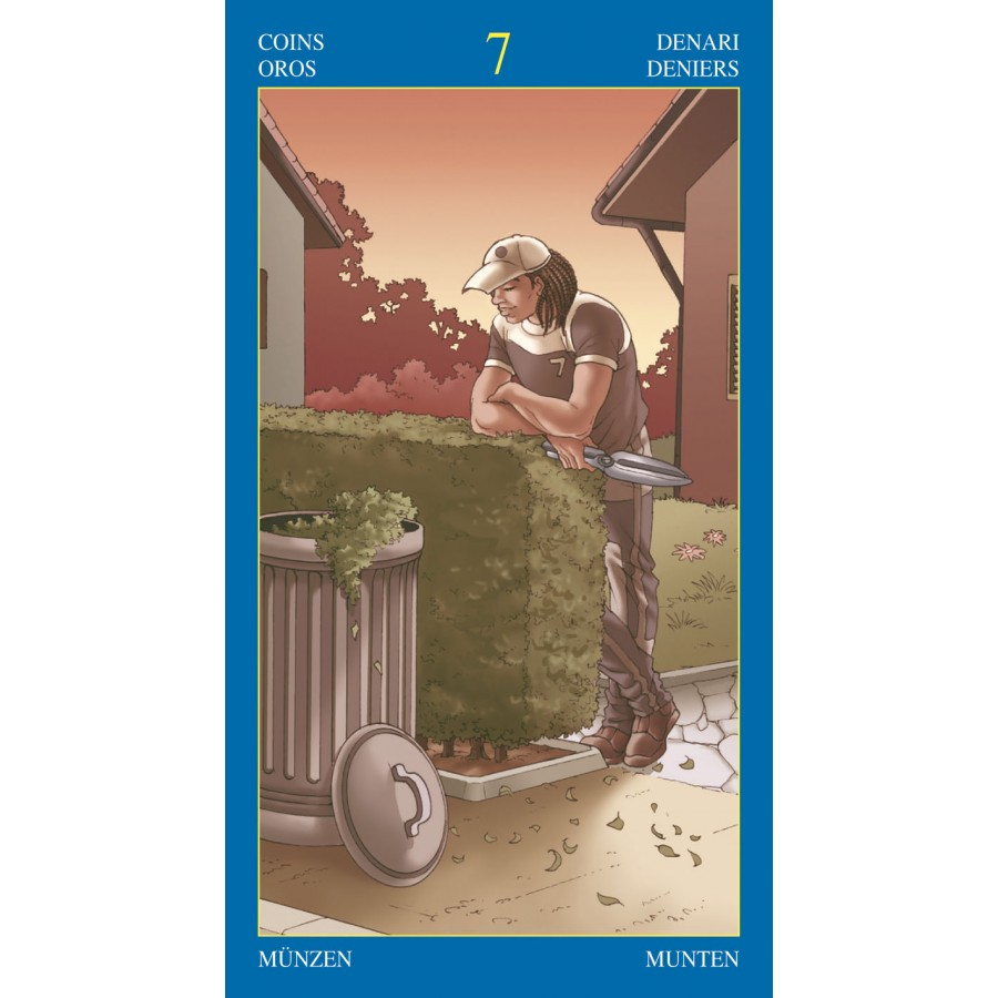 Gay Tarot 2