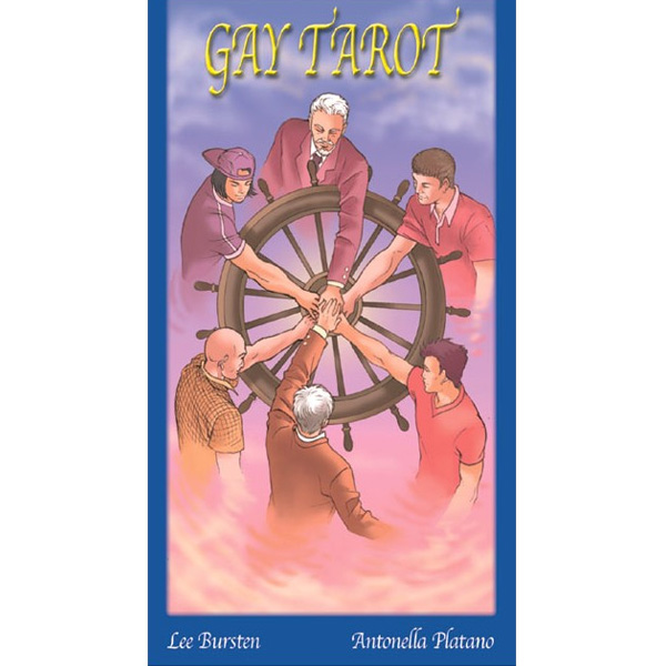 Gay Tarot 7