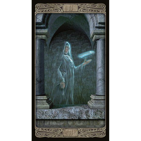 Ghost Tarot 3