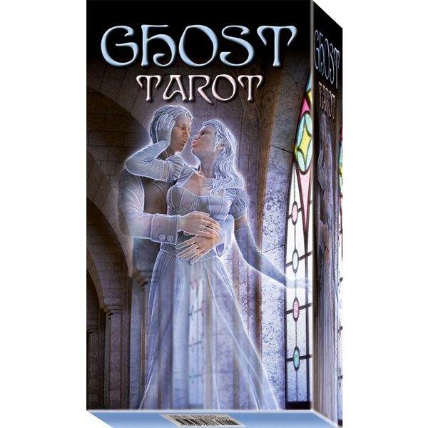Ghost Tarot cover