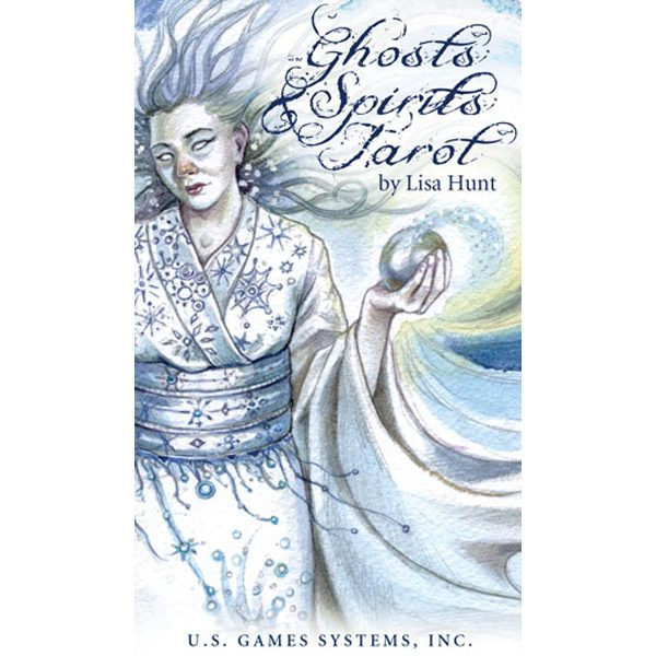 Ghosts & Spirits Tarot cover