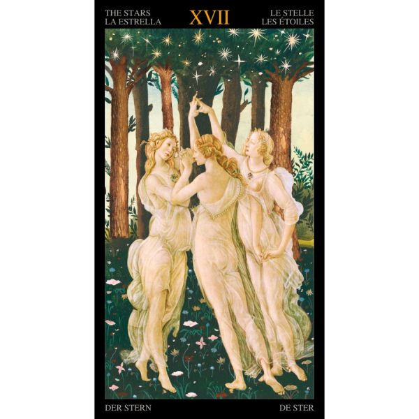 Golden Botticelli Tarot 10