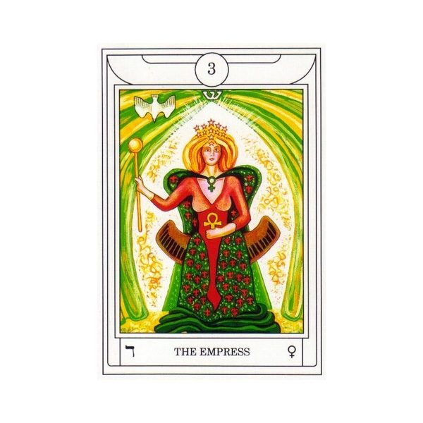 Golden Dawn Magical Tarot 1