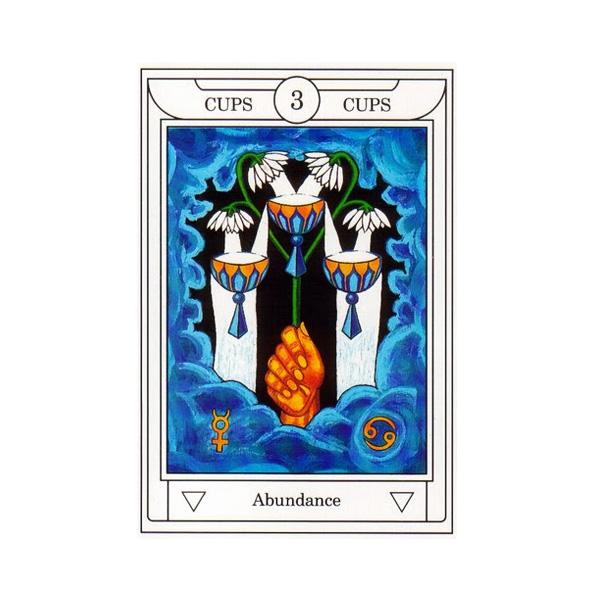 Golden Dawn Magical Tarot 6
