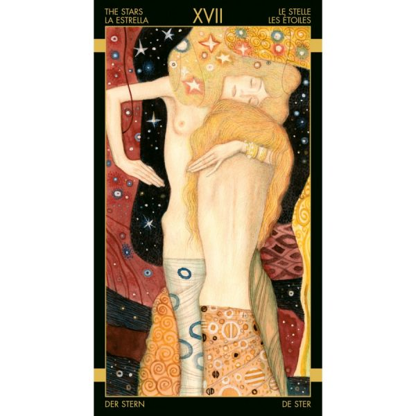 Golden Tarot of Klimt 10