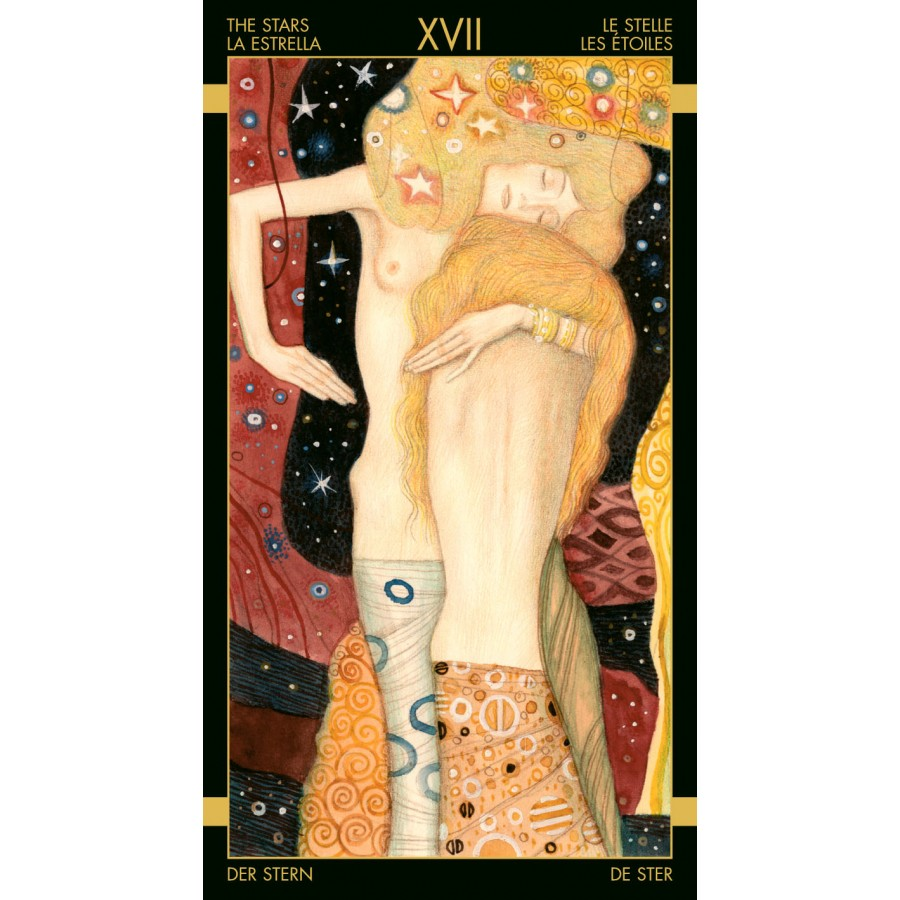 Golden Tarot of Klimt 10