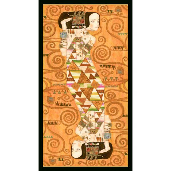 Golden Tarot of Klimt 12