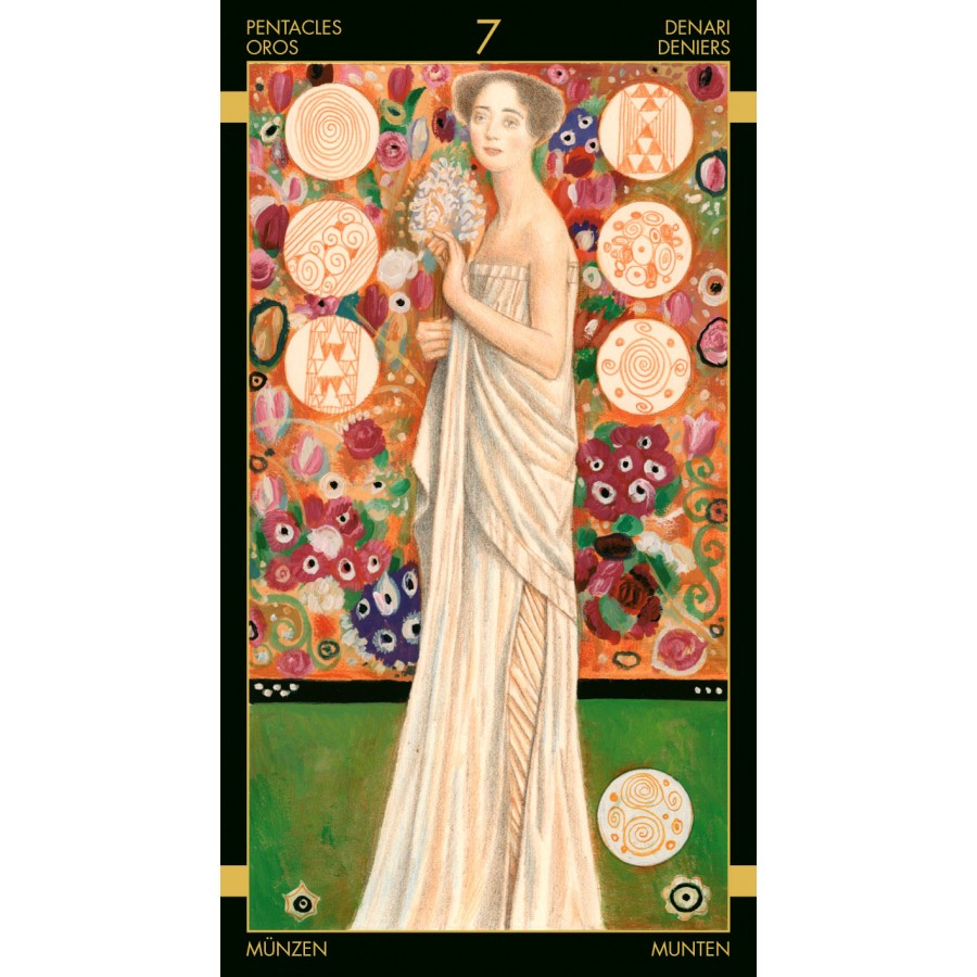Golden Tarot of Klimt 2
