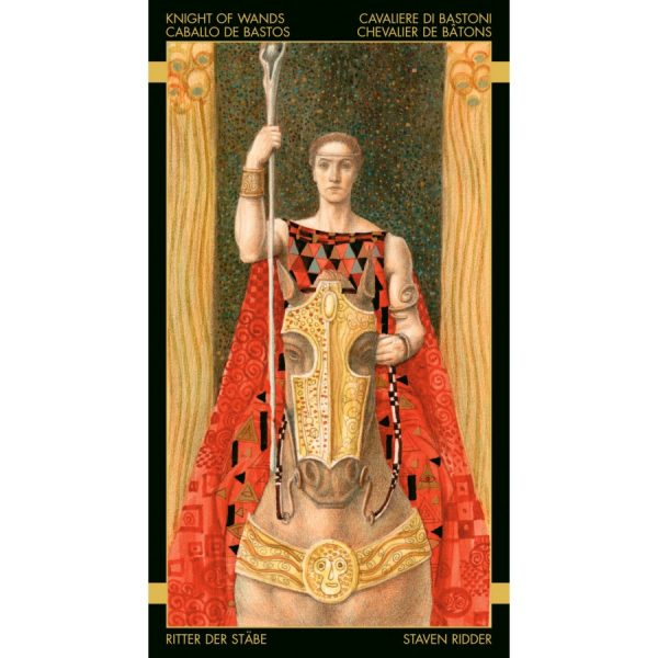 Golden Tarot of Klimt 3