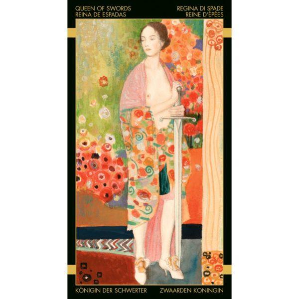 Golden Tarot of Klimt 4