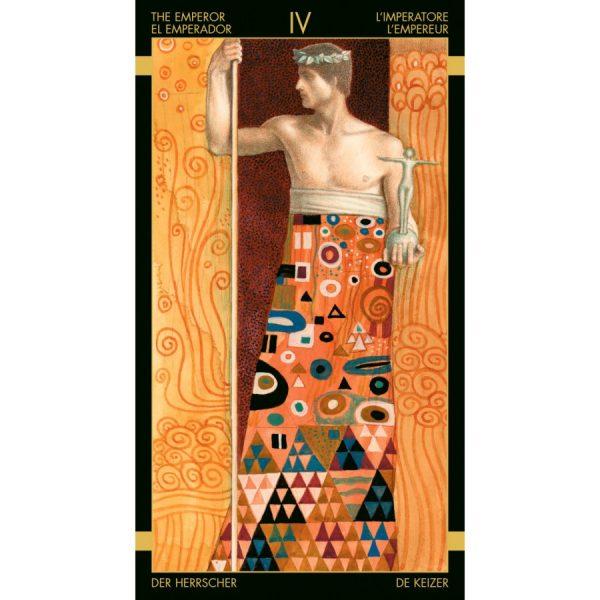 Golden Tarot of Klimt 6