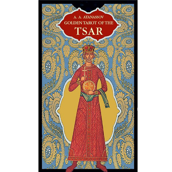 Golden Tarot of the Tsar 3