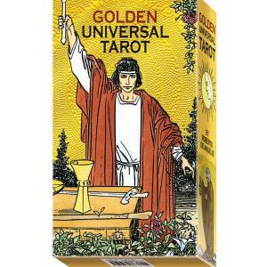 Golden Universal Tarot 53