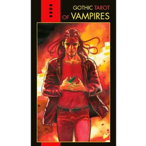 Gothic Tarot of Vampires 8