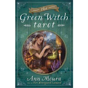 Green Witch Tarot 34