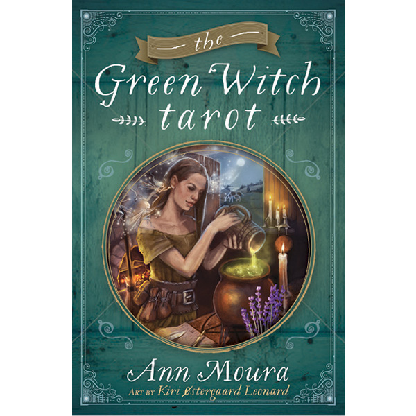Green Witch Tarot 33
