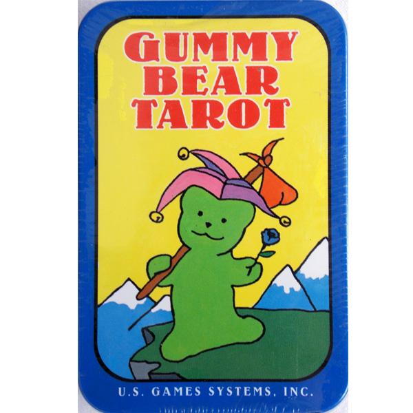 Gummy Bear Tarot 3