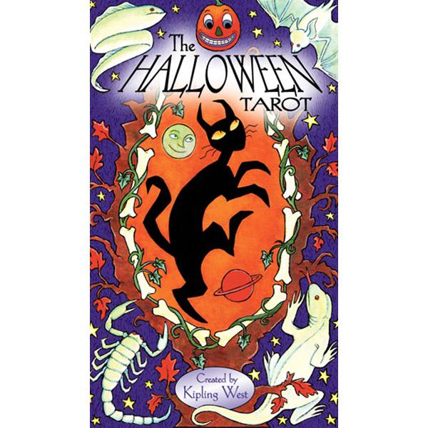 Halloween Tarot 5