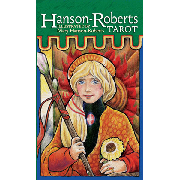 Hanson-Roberts Tarot 9
