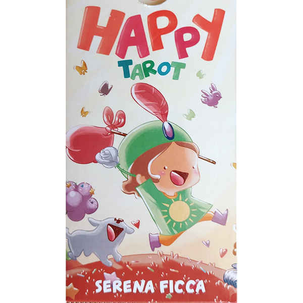 Happy Tarot 9