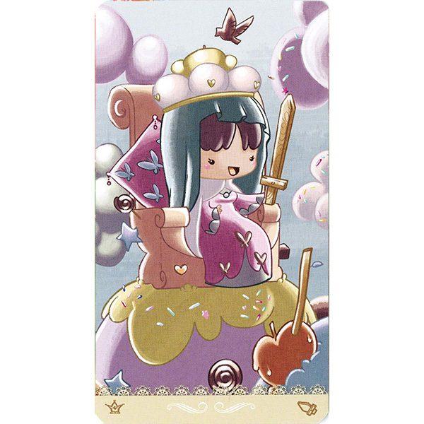 Happy Tarot 14