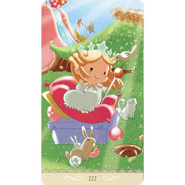 Happy Tarot 15