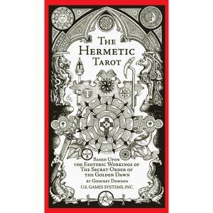 Hermetic Tarot 4
