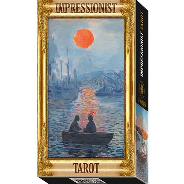 Impressionist Tarot 29