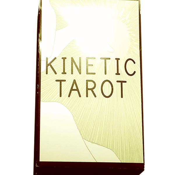 Kinetic Tarot 9