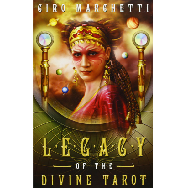 Legacy of the Divine Tarot 7