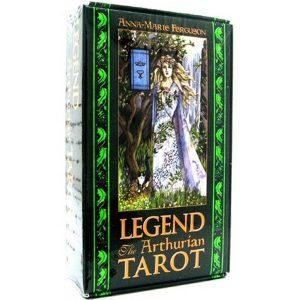 Legend: The Arthurian Tarot 4